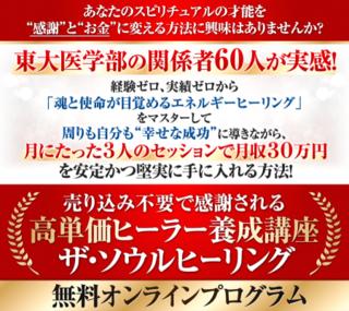 """【高単価ヒーラー養成講座】""""ザ・ソウルヒーリング"""".PNG"""